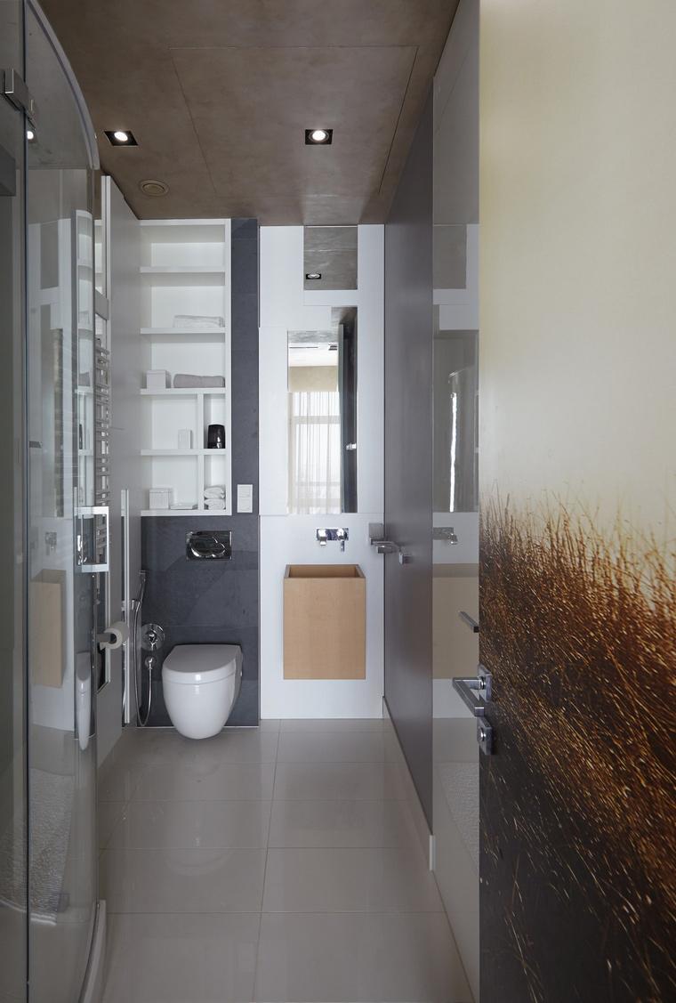 интерьер ванной - фото № 42363