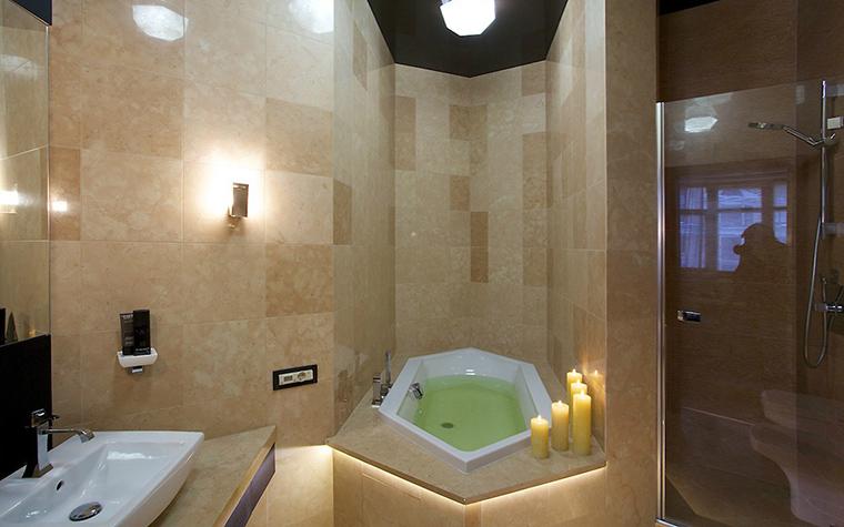 Квартира. ванная из проекта , фото №42403