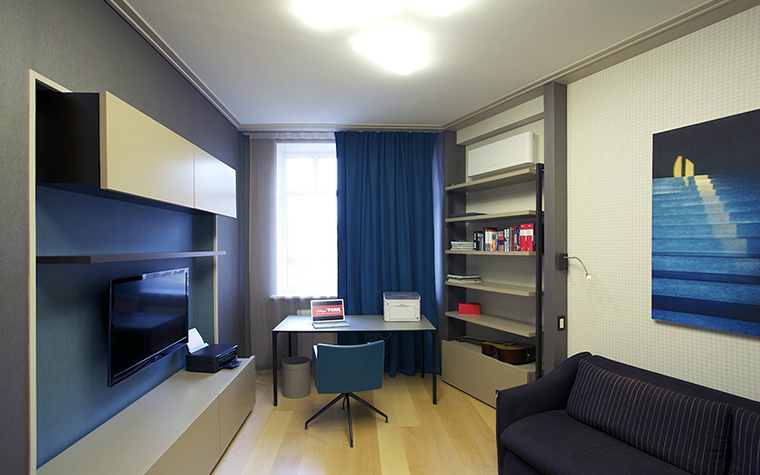 интерьер кабинета - фото № 42406