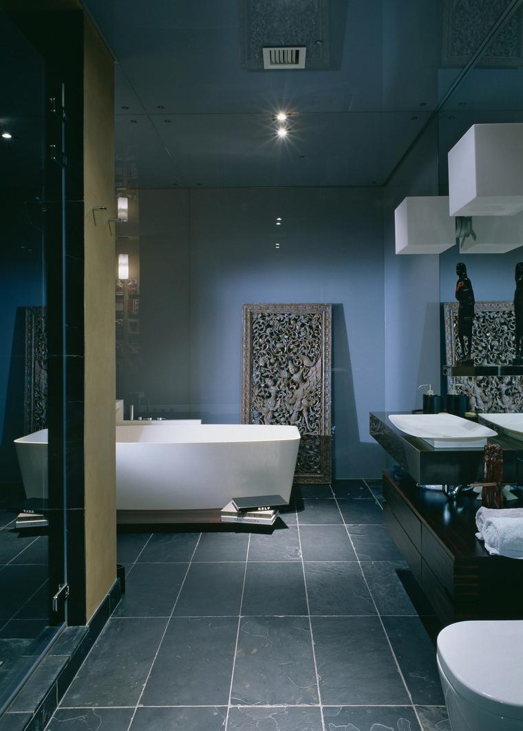 Фото № 42416 ванная  Квартира