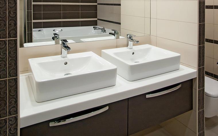 Фото № 42475 ванная  Квартира