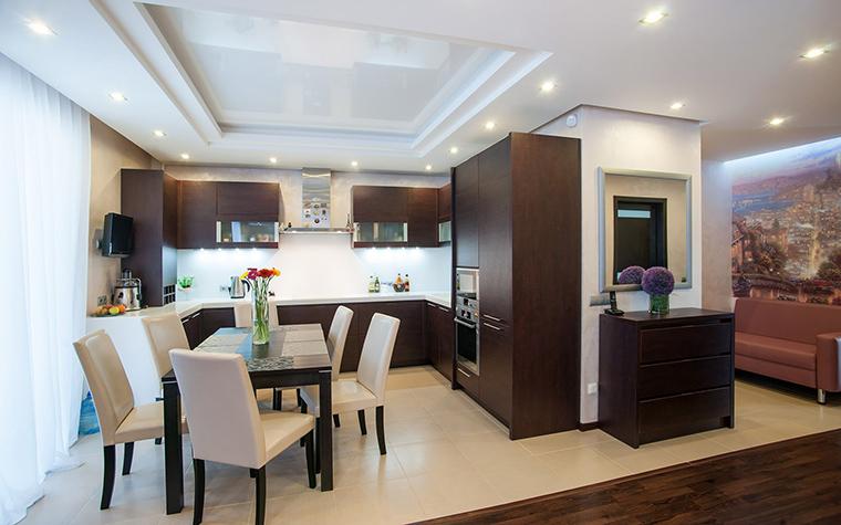 Фото № 42482 кухня  Квартира