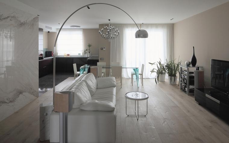 Фото № 42494 гостиная  Квартира