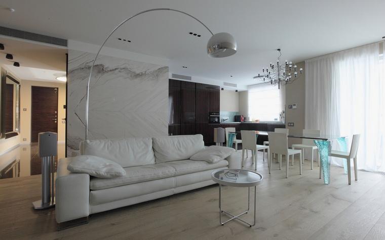 интерьер гостиной - фото № 42495
