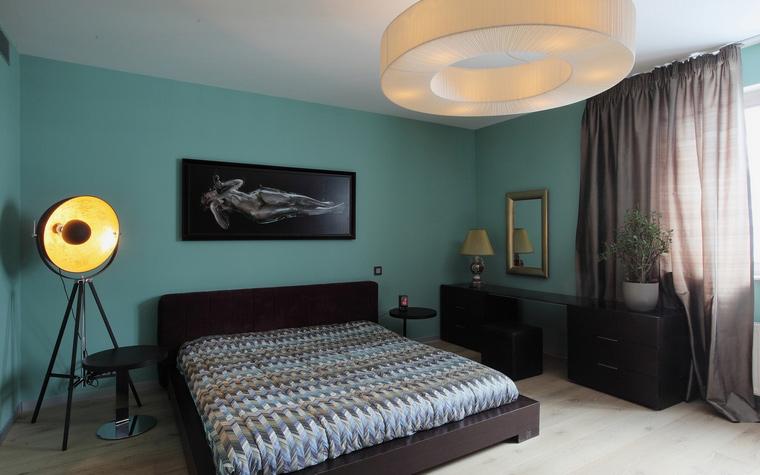 Фото № 42498 спальня  Квартира