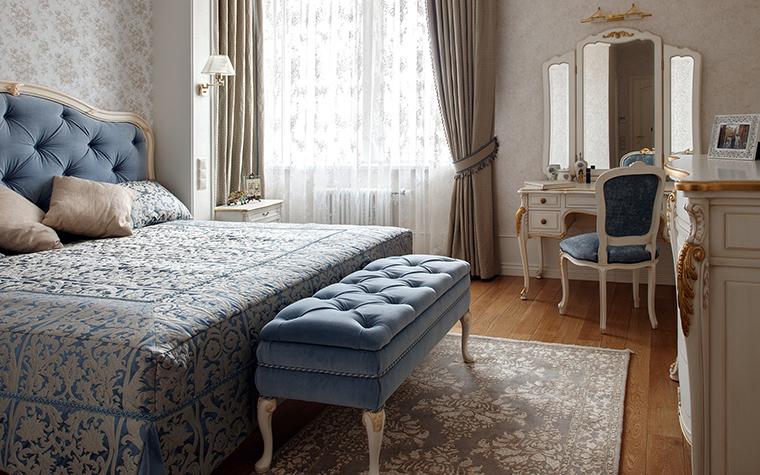интерьер спальни - фото № 42511