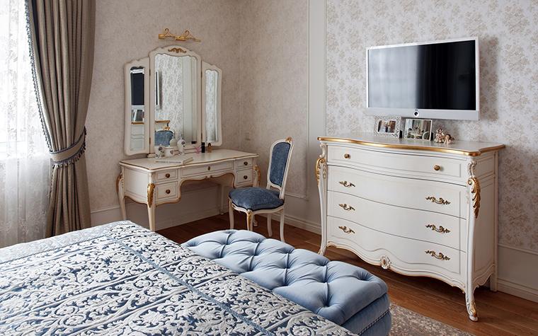интерьер спальни - фото № 42513