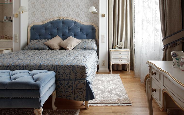интерьер спальни - фото № 42514
