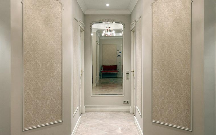 Квартира. холл из проекта , фото №42516