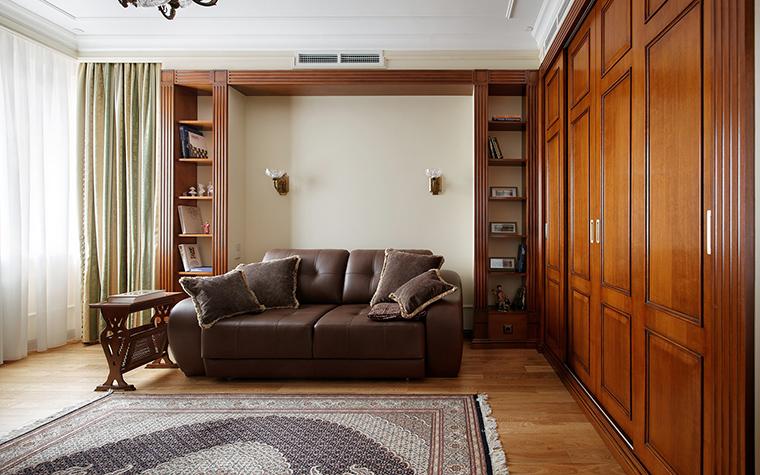 интерьер кабинета - фото № 42504