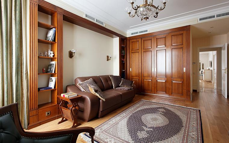интерьер кабинета - фото № 42505