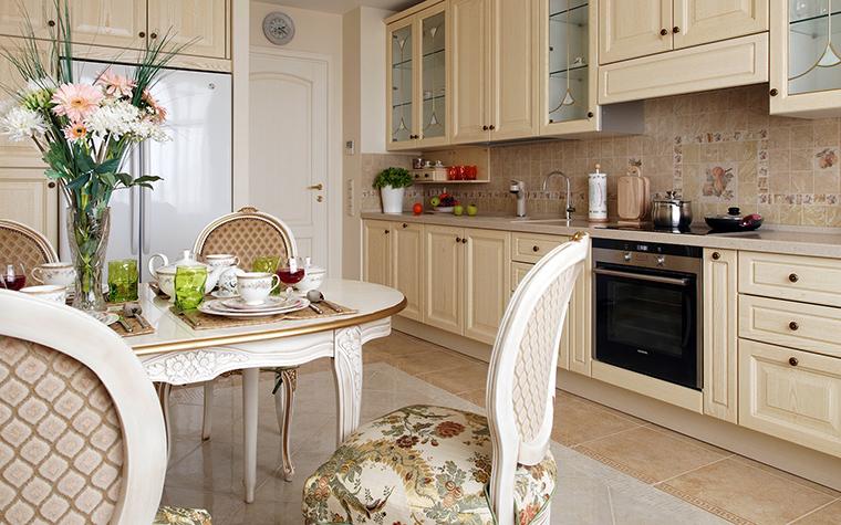 Квартира. кухня из проекта , фото №42506