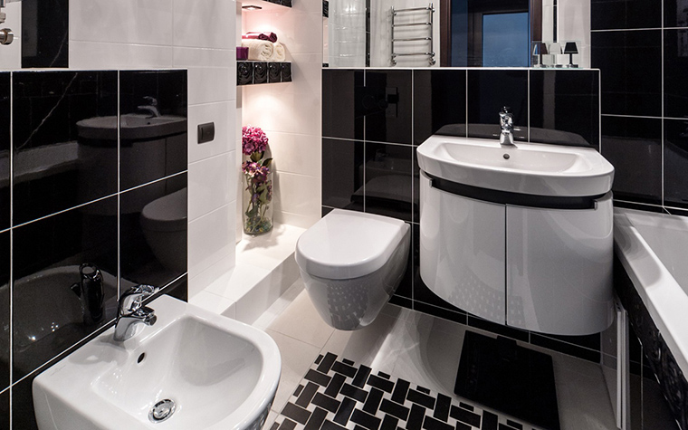 Фото № 42551 ванная  Квартира