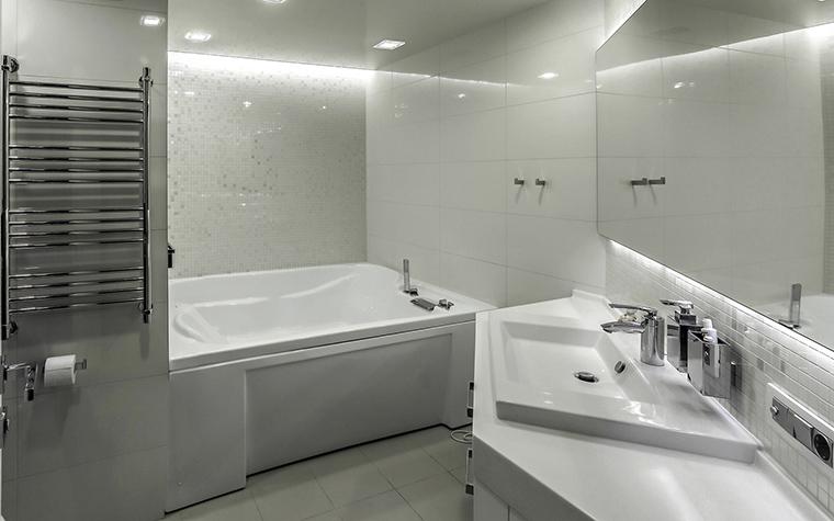 Фото № 42616 ванная  Квартира