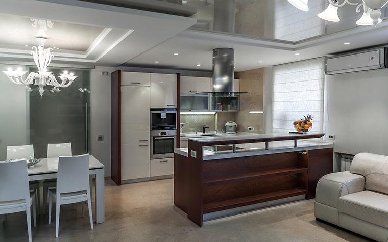 Фото № 42612 кухня  Квартира