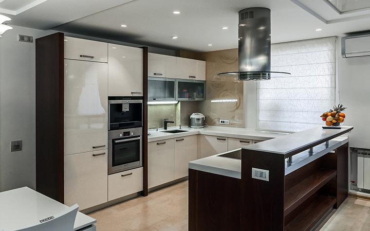 Фото № 42613 кухня  Квартира