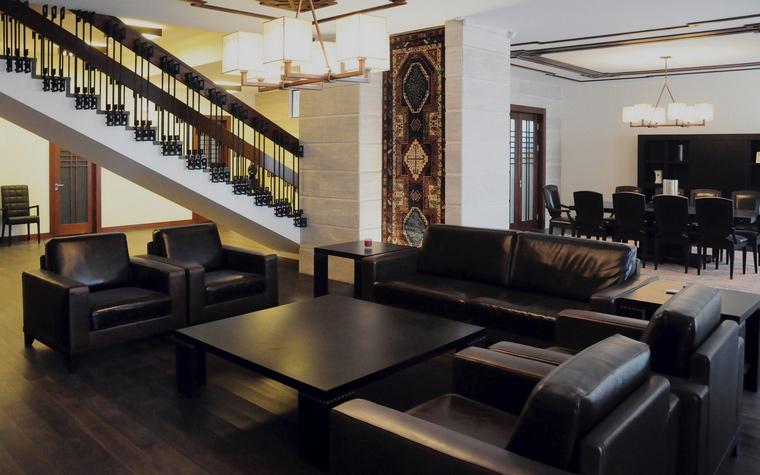 интерьер гостиной - фото № 42630