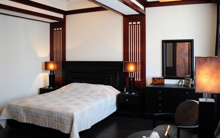 Фото № 42634 спальня  Квартира