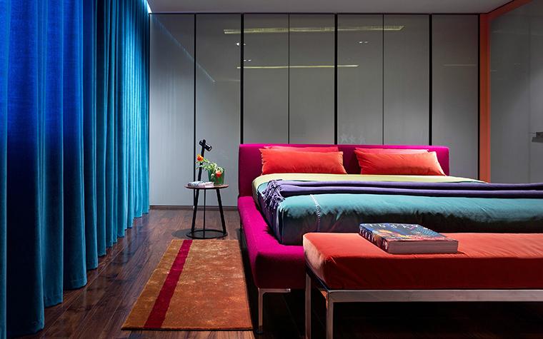 Фото № 42649 спальня  Квартира