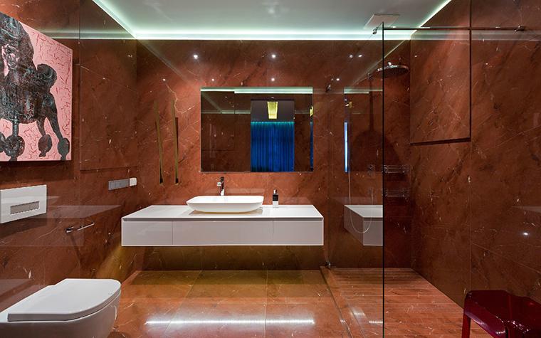 интерьер ванной - фото № 42653