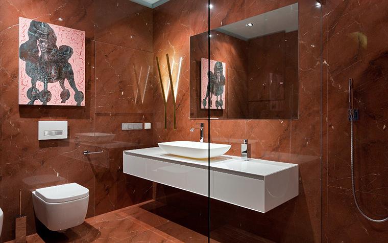 Фото № 42652 ванная  Квартира