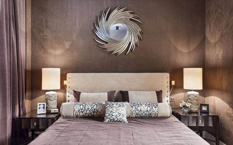 интерьер спальни - фото № 42669
