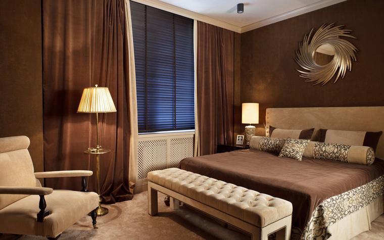 интерьер спальни - фото № 42670