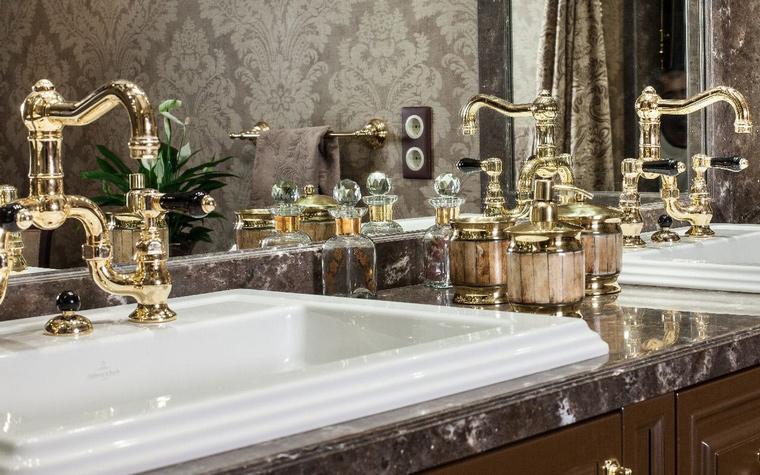 интерьер ванной - фото № 42672