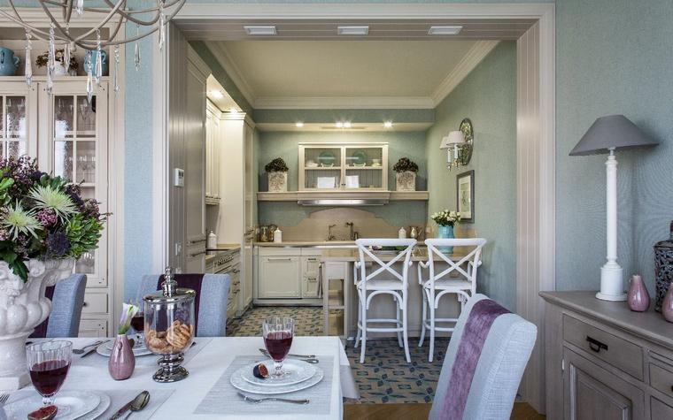 интерьер кухни - фото № 42668