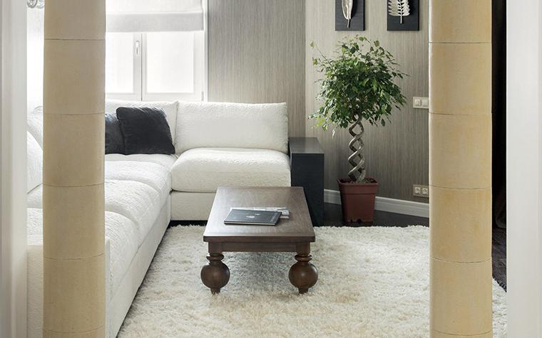 интерьер гостиной - фото № 42699