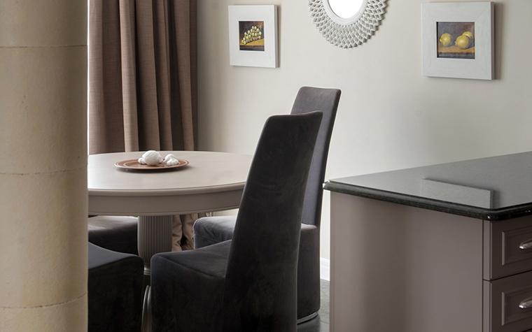 Квартира. столовая из проекта , фото №42709