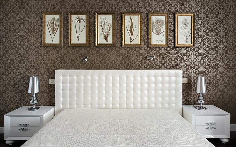 Фото № 42722 спальня  Квартира