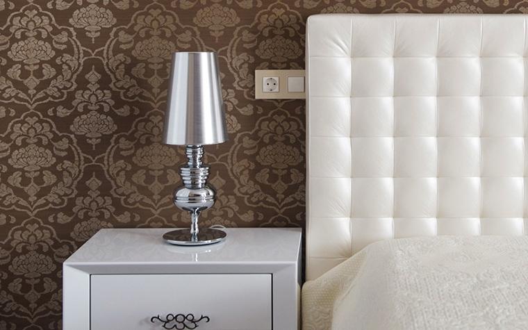 Фото № 42724 спальня  Квартира
