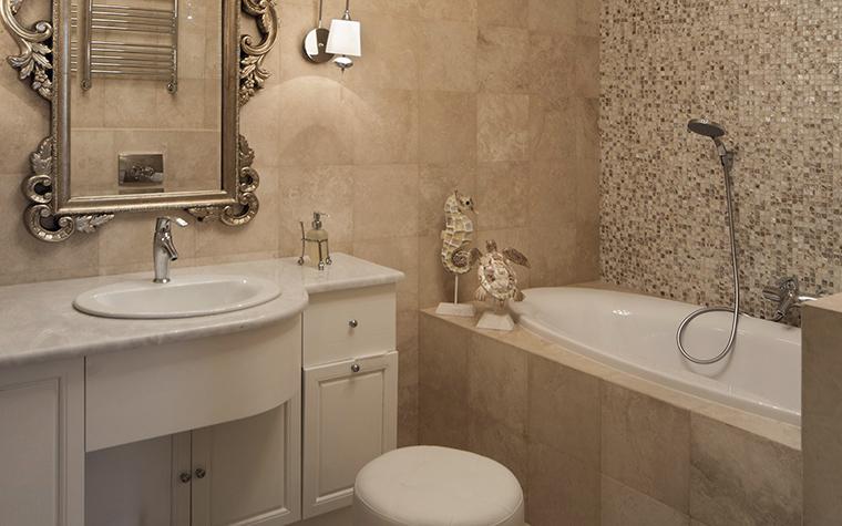 Квартира. ванная из проекта , фото №42726