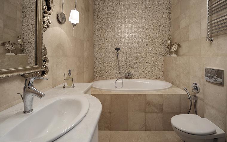 Квартира. ванная из проекта , фото №42727