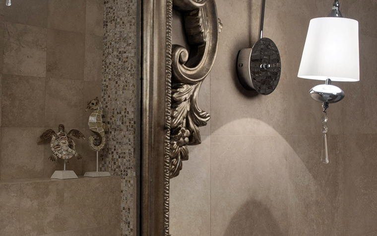 Фото № 42730 ванная  Квартира
