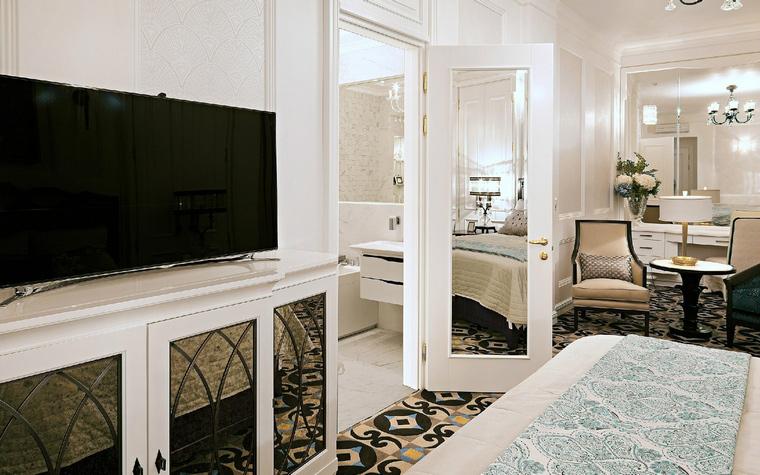 Фото № 42765 спальня  Квартира
