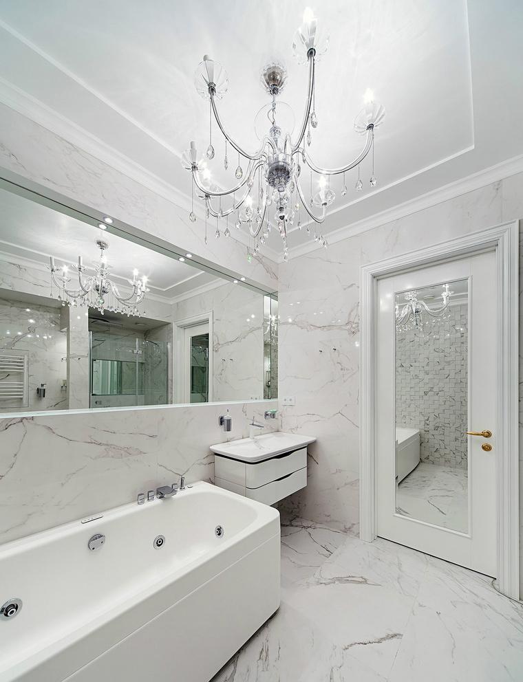 интерьер ванной - фото № 42772