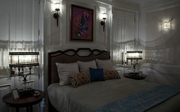 Фото № 42770 спальня  Квартира