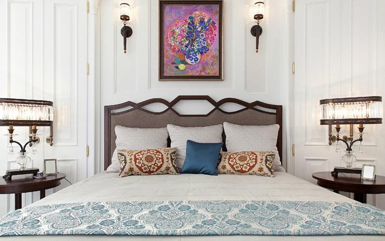 Фото № 42767 спальня  Квартира
