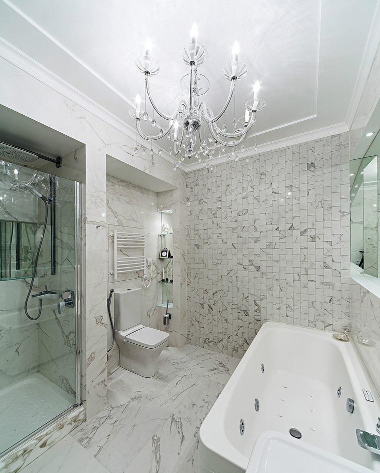 интерьер ванной - фото № 42773