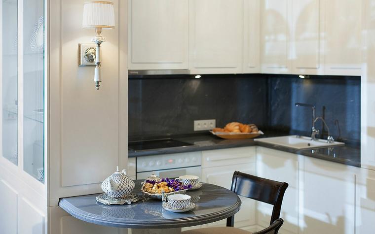 Фото № 42760 кухня  Квартира