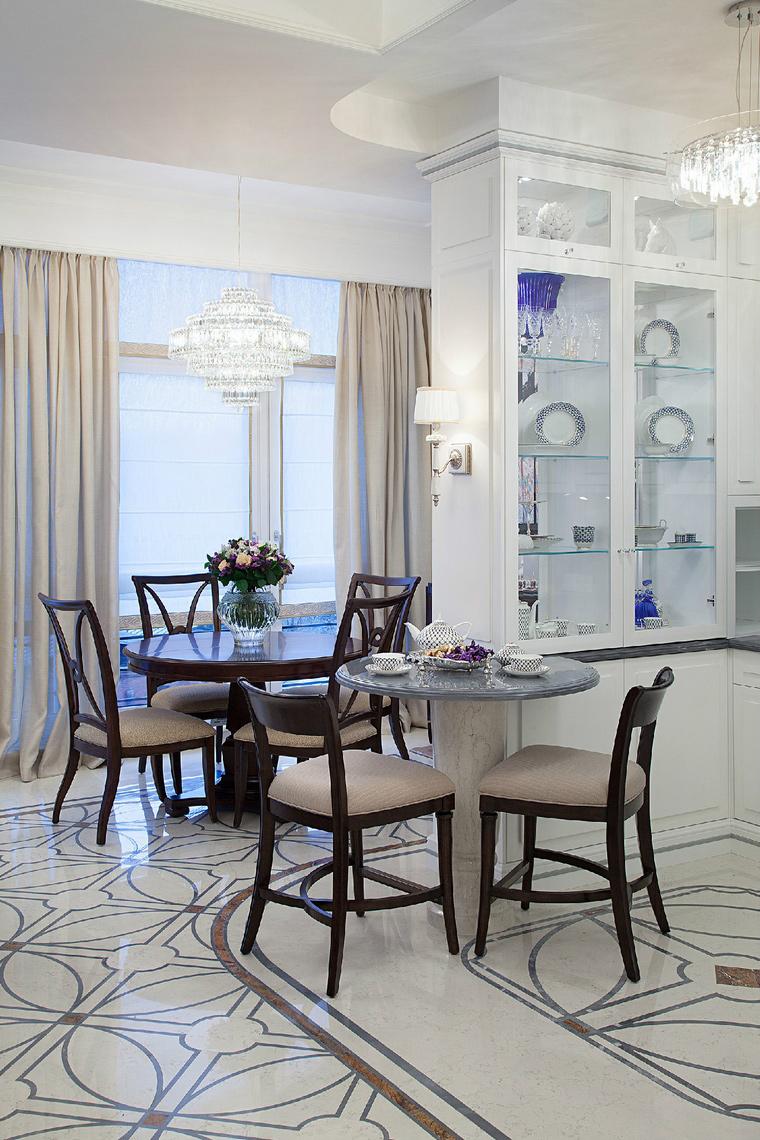 Фото № 42761 кухня  Квартира
