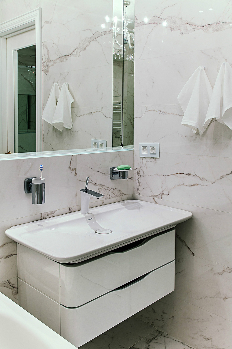 интерьер ванной - фото № 42775