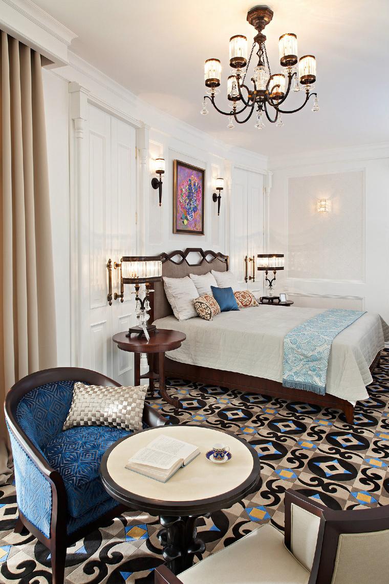 Фото № 42769 спальня  Квартира