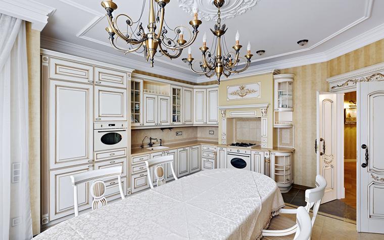Фото № 42813 кухня  Квартира