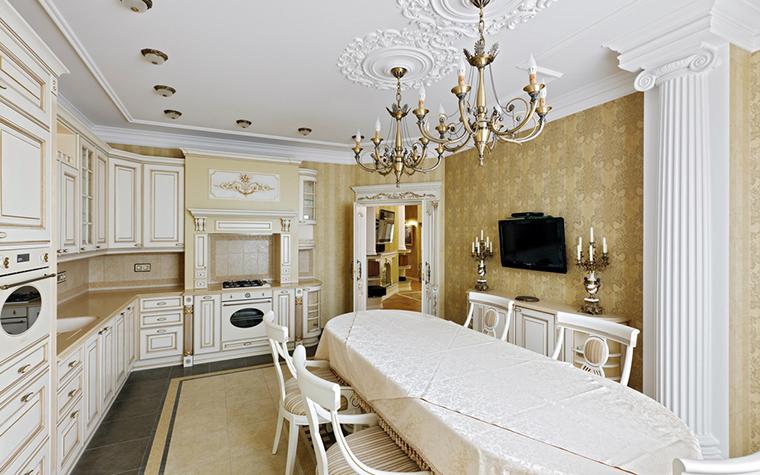 Фото № 42814 кухня  Квартира