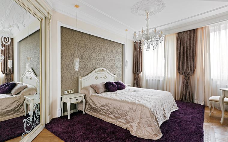 Фото № 42815 спальня  Квартира