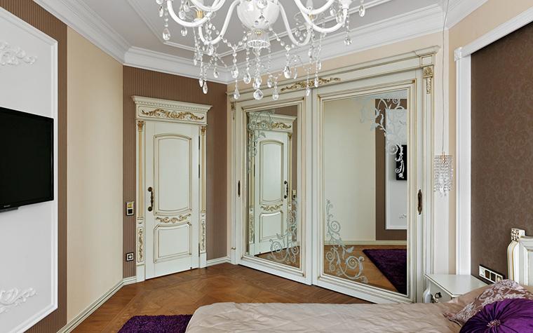 Фото № 42816 спальня  Квартира