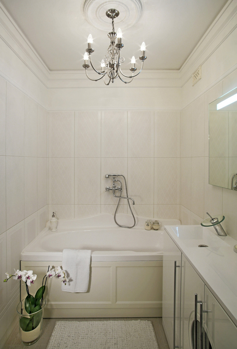 Фото № 42852 ванная  Квартира